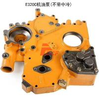 China CAT 320C With/Without Cooler Oil Pump 178-6539 For Caterpillar Excavator Parts on sale