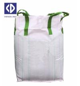China 1Ton Polypropylene Fibc Big Bag Waterproof Salt Packing Food Grade Bulk Bags on sale