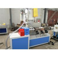 PE Plastic Pipe Making Machine For Water Supply , Co - extruding Pipe Production Line Manufactures