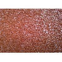 Outside Colored EPDM Rubber Granules , Plastic Rubber Sports Running Track Manufactures