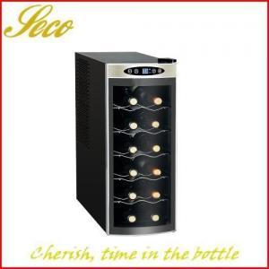 China 12 bottle wine chiller fridge on sale