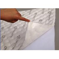 Quality KTV Wall Soundproofing Sound Absorbing Cotton PP + PET SGS Approval for sale