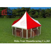 Exterior Canopy Party Tent / Outdoor Events All Weather Canopy Tent Manufactures