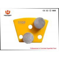 China Durable Terrazzo Grinding Pads , Metal Grinding Pads D22*T12mm Bond Size on sale