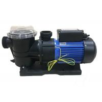 Quality Single Phrase 0.75HP Swimming Pool Pumps 275 L/Min Qmax With High Strength for sale