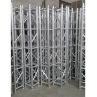 Customized 6082 Square Aluminum Square Truss / Spigot Lighting Truss Manufactures