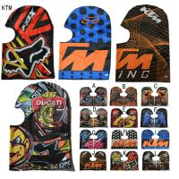 China Outdoor Fox Bicycle Head Sock Cycling KTM Motorcycle Masks Ski Hood Hat Veil Balaclava quick dry Full Face Mask on sale