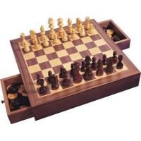 China Wooden chess on sale