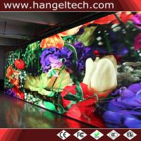 P4.81mm Outdoor Waterproof RGB Full Color Rental LED Display Wall - 500x500mm Die Casting Cabinet Manufactures