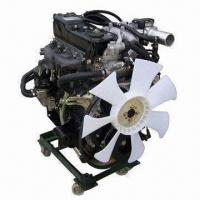 Automotive Engine Assembly for Isuzu 4JB1/4JB1T, with Cylinder Liner and 2.771mL Displacement Manufactures