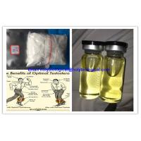 Quality Healthy Intramuscular Hormone Steroid Test Enanthate Testosterone Enanthate for sale