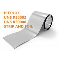 China Cobalt Alloy Phynox Special Alloys For Medical UNS R30003 / R30008 Austenitic Cobalt Based Alloy on sale