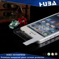 Bubble free iPhone 5 Tempered Glass Protector Manufactures