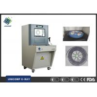 High Resolution SMD Chip X Ray Counter Detection System One Button Operation