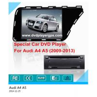China Car GPS Navigation/DVD Player for Audi A4/A5 with GPS/SD/DVD/CD/RSD-TMC on sale