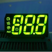 Quality Stable Performance 3 Digit 7 Segment Led Display for Refrigerator Control Panel for sale