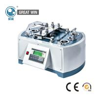 China Shoes Lace And Eyelets Abrasion Resistance Testing Machine With 6 Sets Clamps on sale