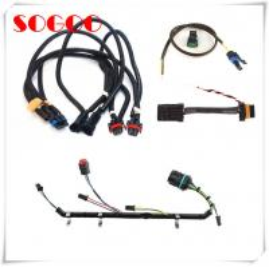 Deutz Automotive Engine Wiring Harness Car Parts With Deutsch Connectors Manufactures