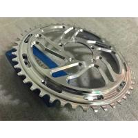 China Aluminum Bicycle Accessories With 4 Axis CNC Machining Processing on sale