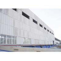 Concrete AAC Slab Panel Plant Lightweight Wall Panel Machine 380kw - 450kw Light weight and high strength Manufactures