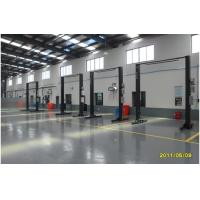2 post clear floor hoist & lift for sale, clear floor two post car lift Manufactures