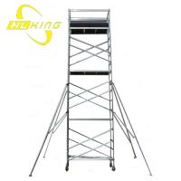 6m Aluminium Scaffolding Tower Sf 918 For Sale Of Kelter