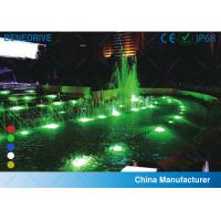 Buy cheap Tempered / Toughened glass Alloy copper plating nickel connection joint Underwater Lighting from wholesalers