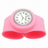 silicone wristbands watch ,  silicone  watch Manufactures
