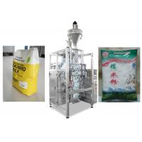 Automatic Washing Powder Packing Machine Dosing by Auger Filler Made of Stainless Steel 304 Manufactures