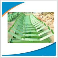 Adjustable conveyor roller frame for conveying systems Manufactures