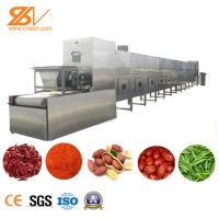 SS Spice Pepper Microwave Vacuum Drying In The Food Processing Industry Manufactures