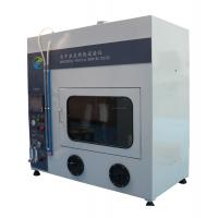 China IEC60695-11 Vertical And Horizontal Flammability Testing Equipment Flame Test on sale