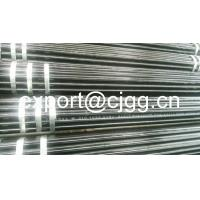 Din 2448 St52 Carbon Steel Seamless Tube , Seamless Hydraulic Tubing Manufactures