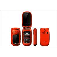 Red Flip Model Mobile Phones Manufactures