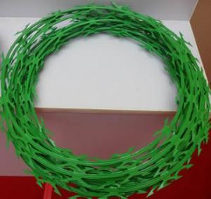 Colored Concertina Razor Wire Manufactures