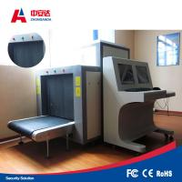 Quality X Ray Airport Security Baggage Scanner Machine Low Noise For Electronic Factories for sale