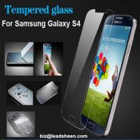 China Tempered Glass Screen Protector For Samsung Galaxy S4 i9500 on sale