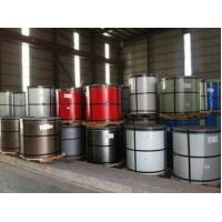 OHSAS18001 Cold Rolled PPGI steel coil / pre - painted galvanized steel coils Manufactures