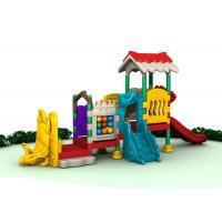 Toddler Outdoor Playground Sets Outdoor Plastic Playset With Slide For Adventure Manufactures