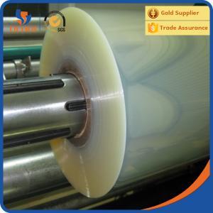 12 Micron Transparent PET Cold Lamination Film Manufactures