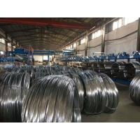 High Carbon Spring Steel Wire Black Oiled or Galvanized 1.0 mm Flexible Duct Manufactures