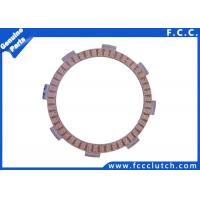 FCC Motorcycle Clutch Friction Plate Honda CBF150 Environmental Protection Manufactures