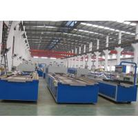 High Capacity WPC Profile Extrusion Line Precision For Wall Siding Panel Manufactures