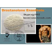 Drostanolone Enanthate 472-61-145 Safe Steroid Natural Muscle Growth White Powders Manufactures