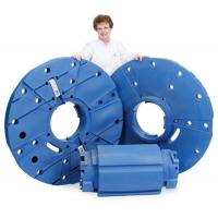 Quality Rigid plastic ( PS, ABS, PP) Custom design Plastic cord reels manufactures ffor for sale