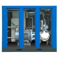 China Energy Saving Oil Free Screw Air Compressor Permanent Magnetic Variable Frequency on sale