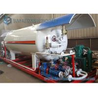 30 Cubic ISO Certification Bottling Plant Lpg Filling Plant 30cbm LPG Skid Station Manufactures