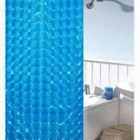 Plastic PEVA Shower Curtain Film, Eco-friendly, Biodegradable, Non-toxic Manufactures