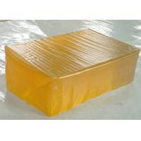Non - Toxic  Hot Melt Adhesive For Medical Dressing , Band - Aid PSA Glue Industrial Manufactures