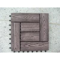 Anti UV Artifical Turf Wood Plastic Composite Flooring for Garden and Park9 Manufactures